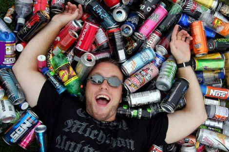 Шкода енергетичних напоїв