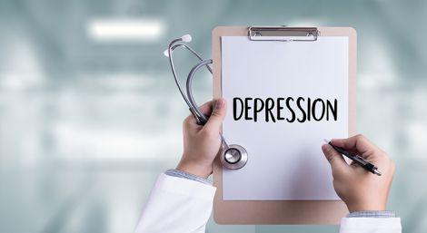 Масаж рук від депресії
