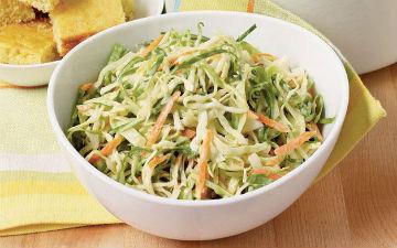Смачний салат для очищення від шлаків