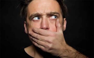 чоловіки також боряться зі своїми страхами