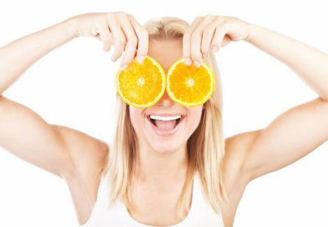 Вітаміни для зору