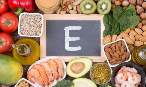 Дефіцит вітаміну Е