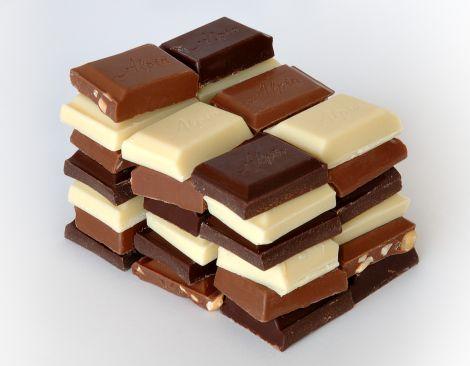 шоколад зменшить відсоток жиру в органзмі
