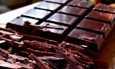 Гіркий темний шоколад