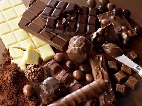 А ви любите шоколад?