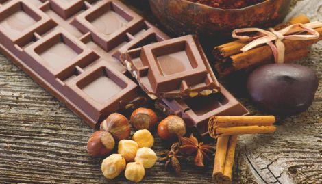 Корисна властивість шоколаду