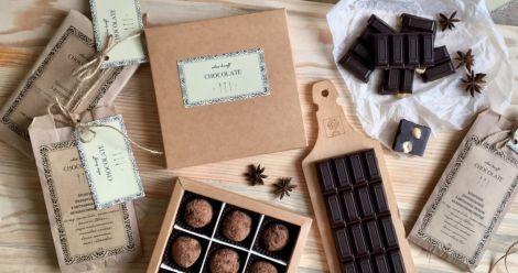 Корисний та смачний шоколад