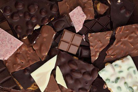 Безпечна щоденна доза шоколаду