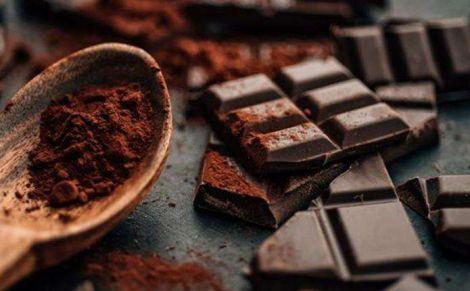 Шоколад для серця