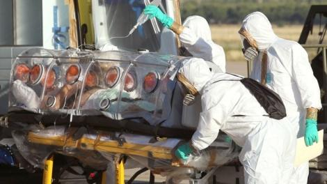 Вакцину проти Еболи уже почали тестувати