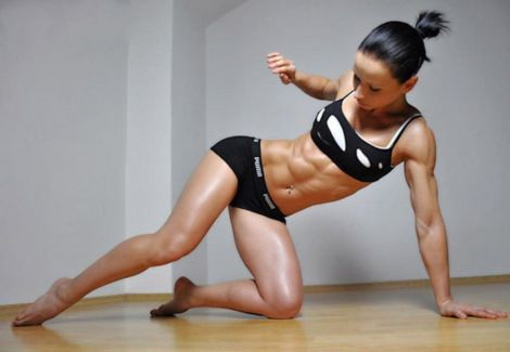 Ефективні домашні вправи для схуднення
