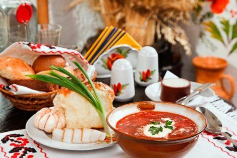 ТРадиційні страви української кухні