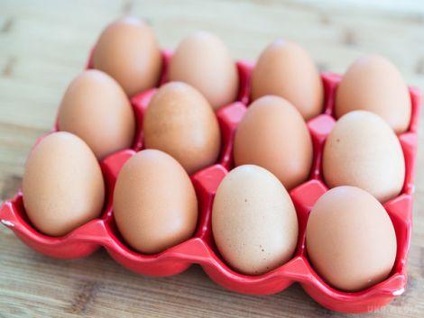 Перед вживання яйця потрібно мити