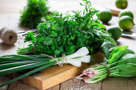 Обробка зелені