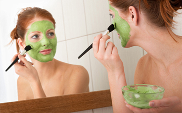 овочеві маски здатні швидко реанімувати шкіру