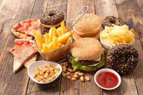 Шкідливі продукти, які отруюють організм