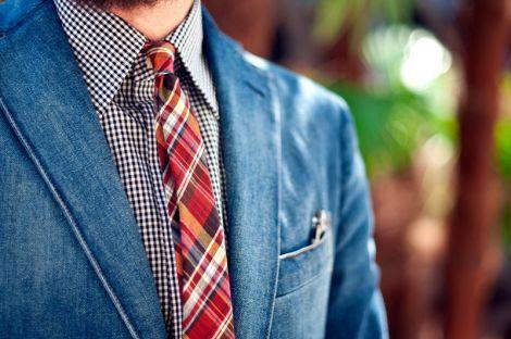 Краватки негативно впливають на чоловіче здоров'я