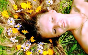 натуральні трави допоможуть вашому волоссю