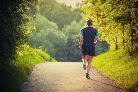 Заняття бігом продовжують життя