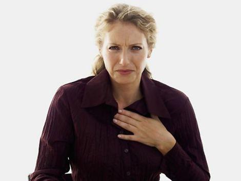 Печія викликає неприємні відчуття