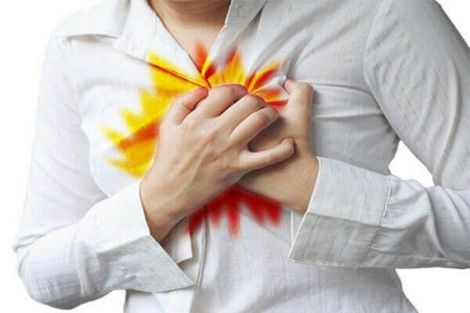 Ліки від печії провокують алергію