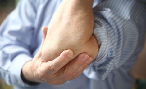 Болі в лікті: причини і лікування