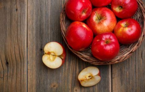 Яблука - джерело вітаміну С, калію, магнію