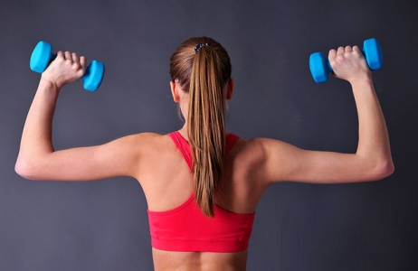 Робіть силові вправи