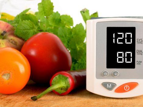 Продукти, які підвищують кров'яний тиск