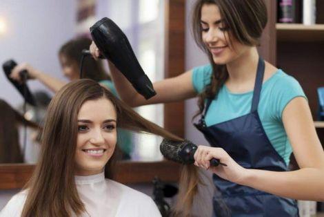 Стрижка для густого та довгого волосся (ВІДЕО)