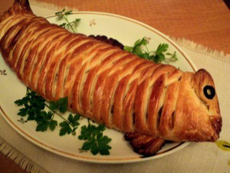 Пиріг з риби