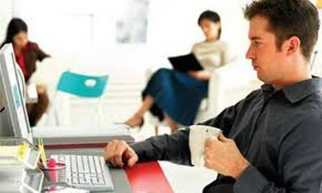 14% офісних працівників кажуть про те, що в них нема жодних офісних страхів
