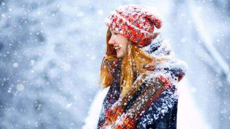 Як одягатись в мороз?