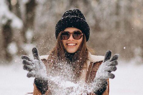 Чому взимку потрібні сонцезахисні окуляри?