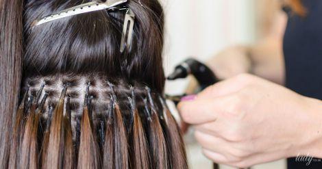 Шикарная шевелюра: волосы на заколках или наращивание?
