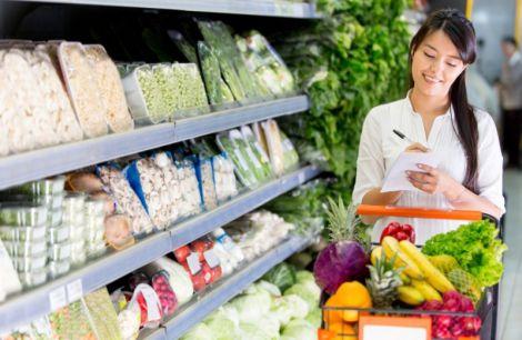 Як викидати менше продуктів харчування?