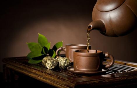Чай містить велику кількість пуринів