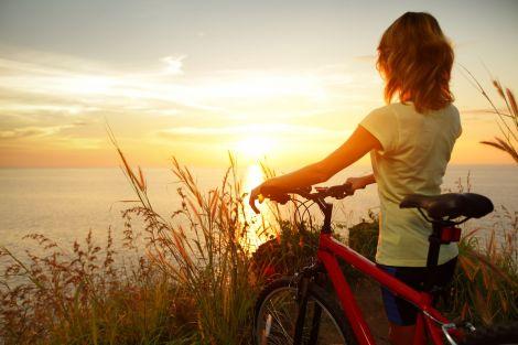Катання на велосипеді покращує здоров'я