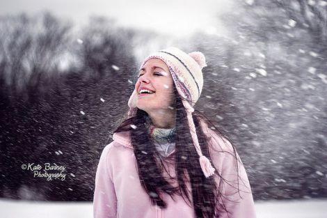 Радійте зимі