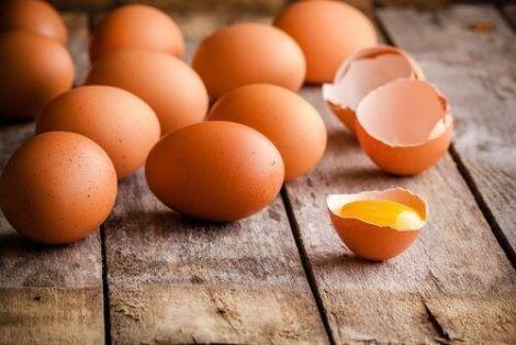 Курячі яйця попередять проблеми з серцем