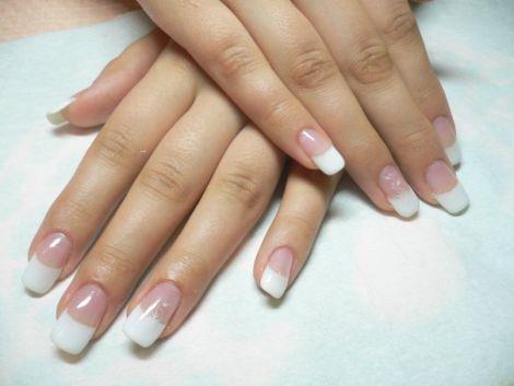 Довгі нігті
