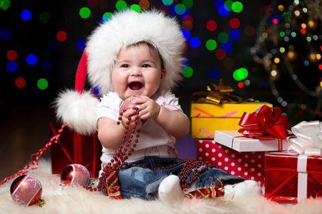 Варто подбати про безпеку малюків у період зимових свят