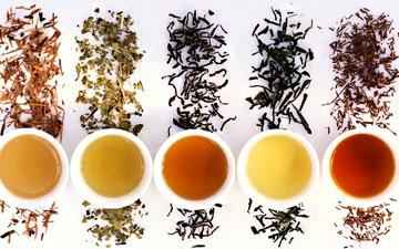якісний чай можна розпізнати за листочками