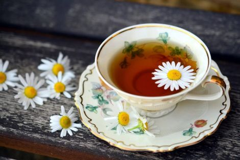 Чашка чаю оздоровить серце