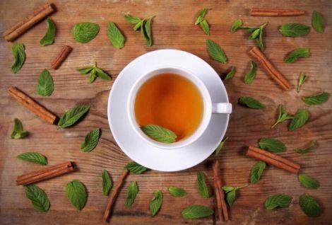 Домашній чай для схуднення