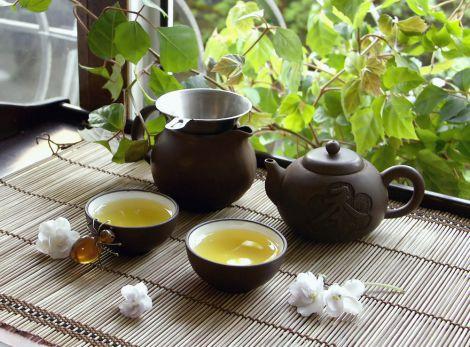 Від інсульту вбереже зелений чай