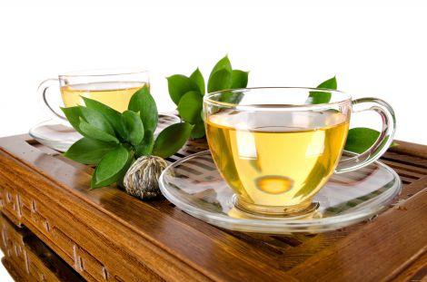 Зелений чай для здоров'я кісток