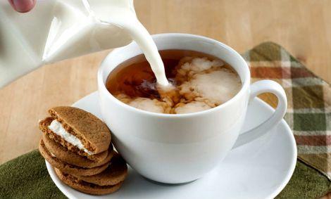 А Ви вживаєте чай з молоком?