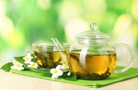 Зелений чай для профілактики раку