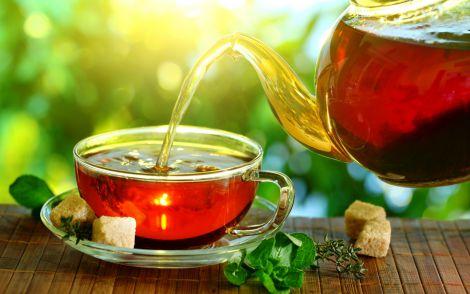 Шкода гарячого чаю